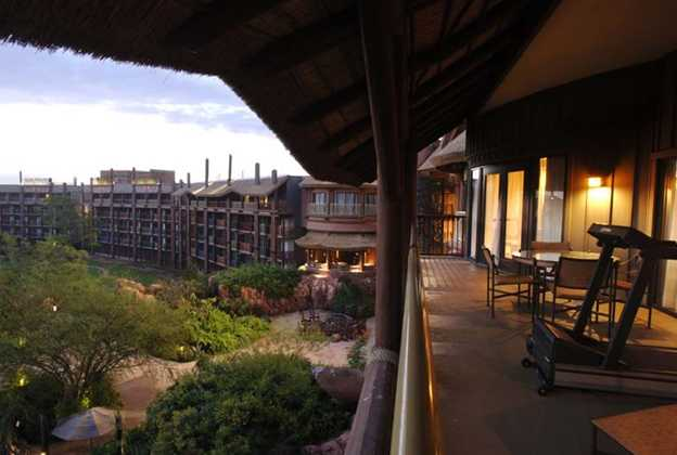 Animal Kingdom Lodge Presidential Suite