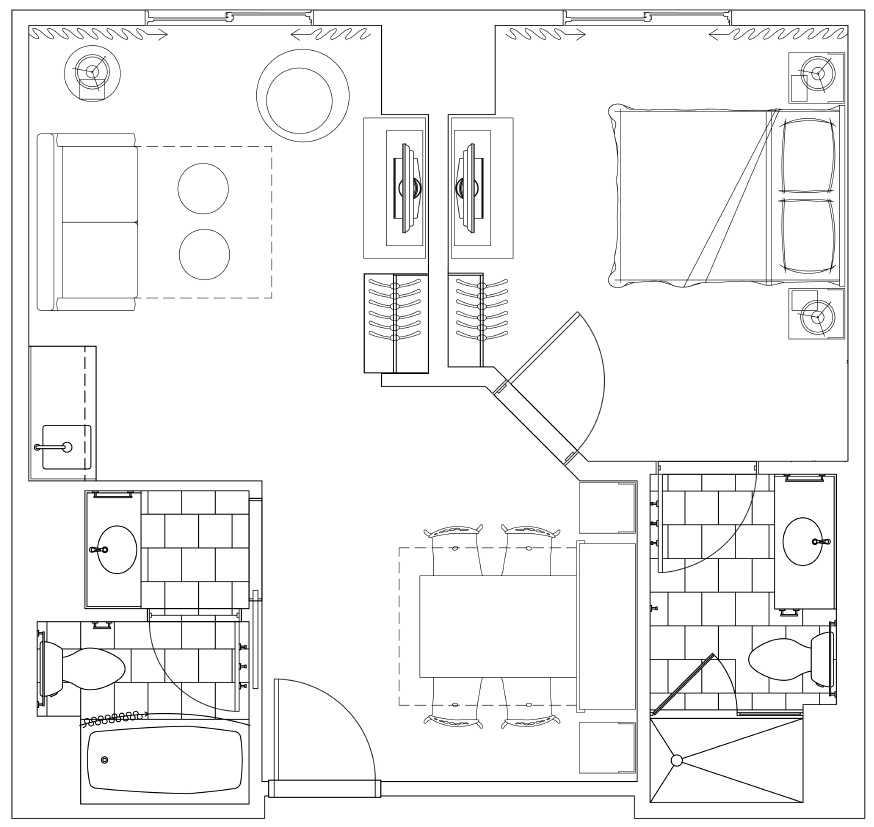 Disneys art of animation resort room floor plans photo 2 of 2 malvernweather Gallery