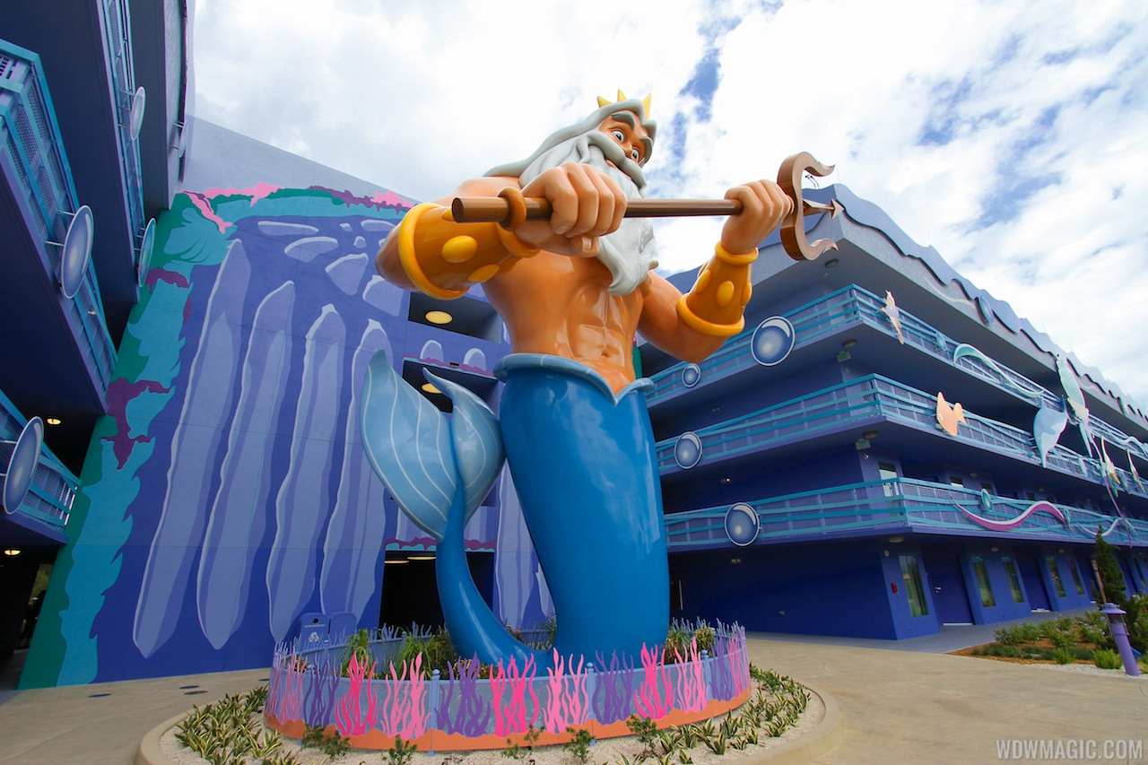 Disney's Art of Animation will now reopen in November