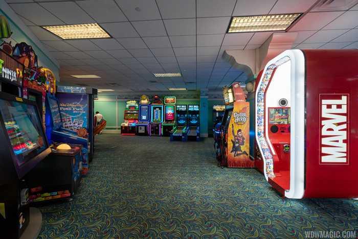Lafferty Place Arcade