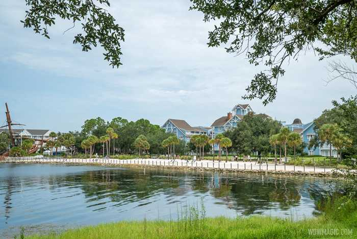 Disney's Beach Club Resort overview
