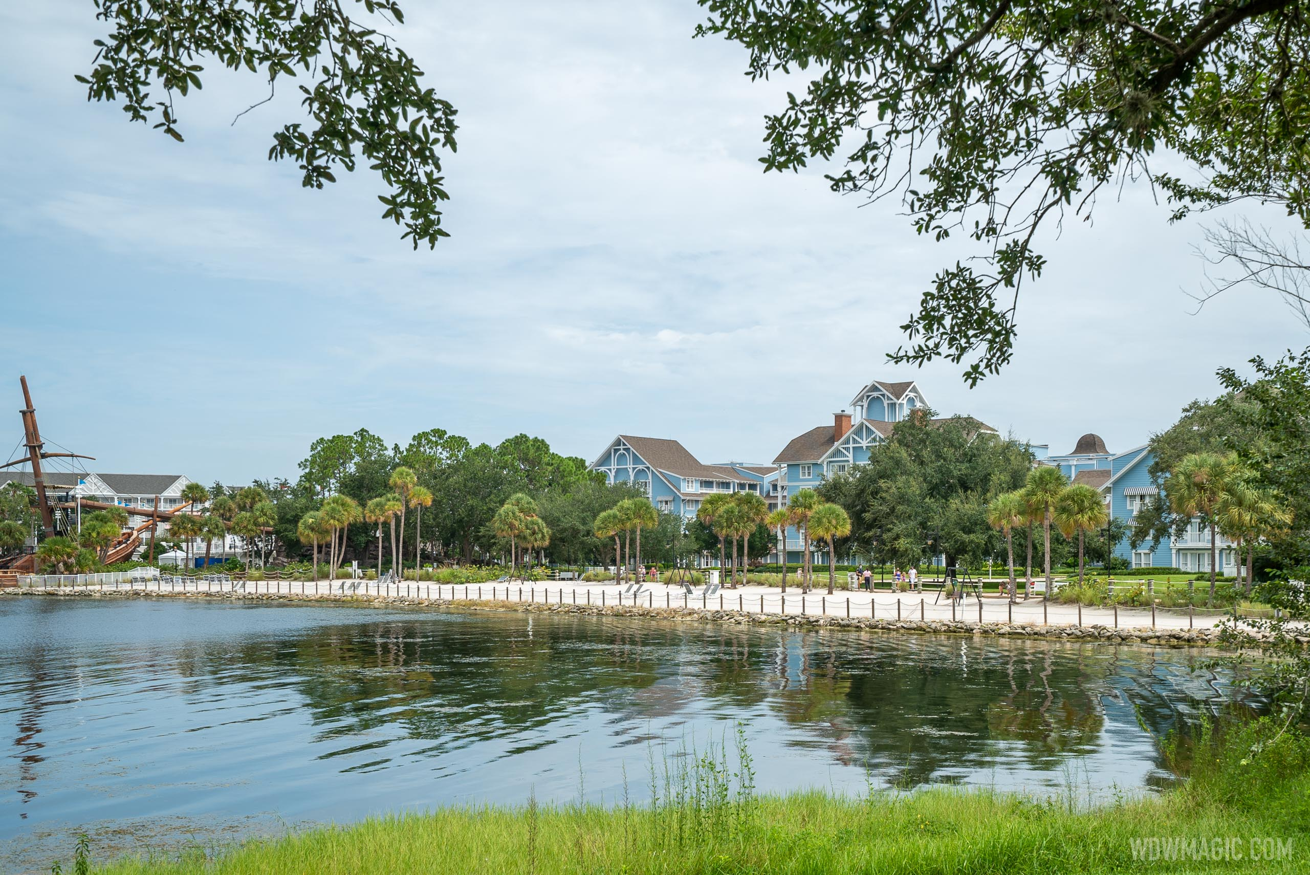 Disney's Beach Club Resort overview