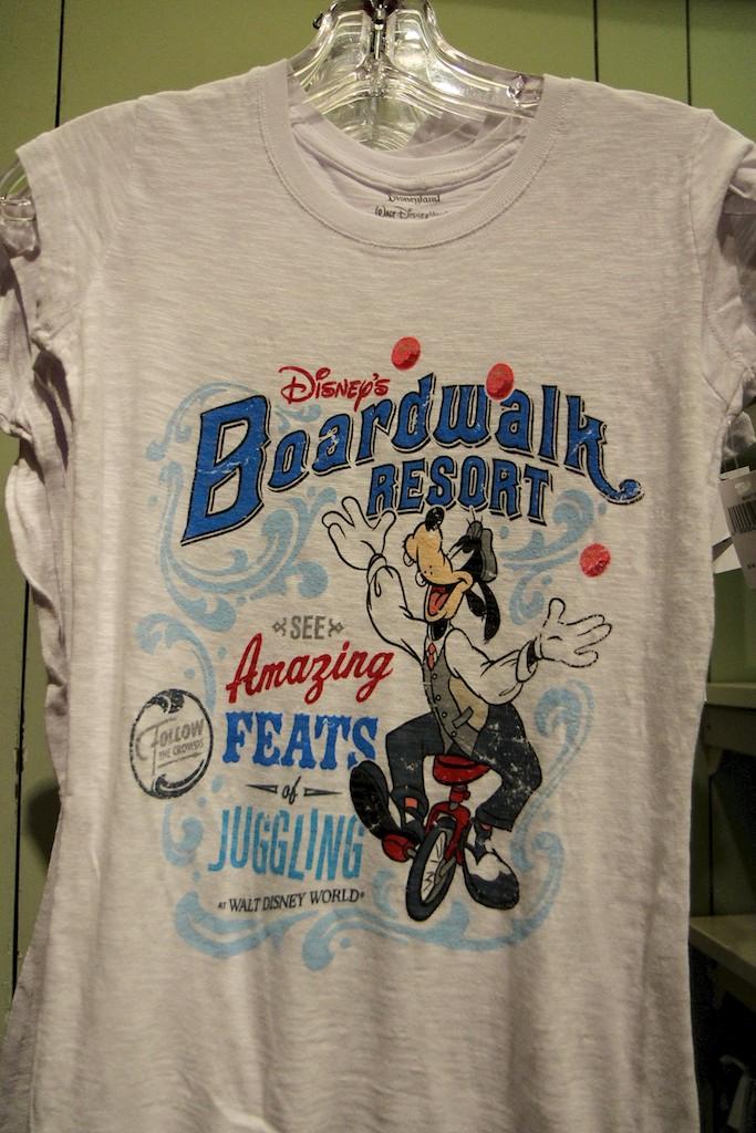 Disney's BoardWalk Inn merchandise