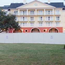 BoardWalk Inn exterior refurbishment