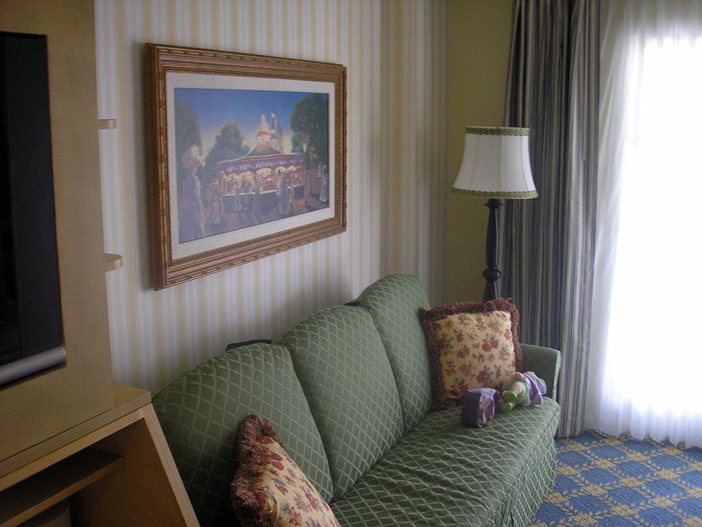 Newly refurbished Boardwalk Inn rooms