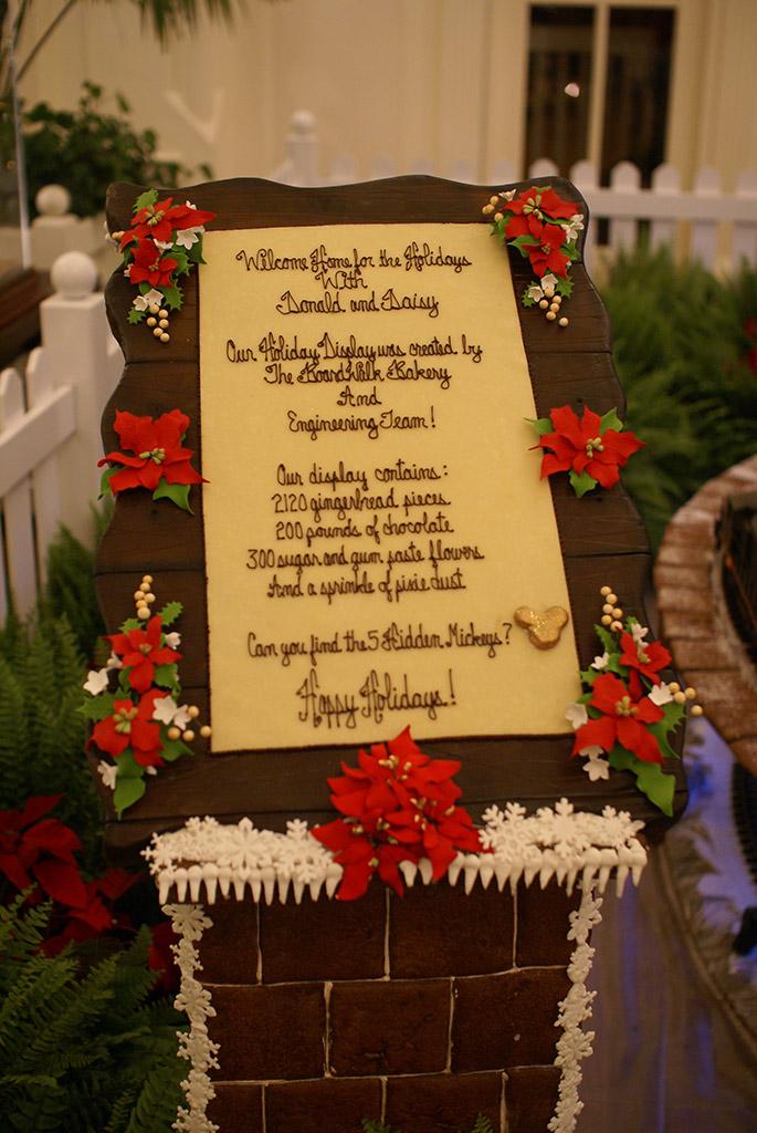Boardwalk Lobby Holiday Decorations