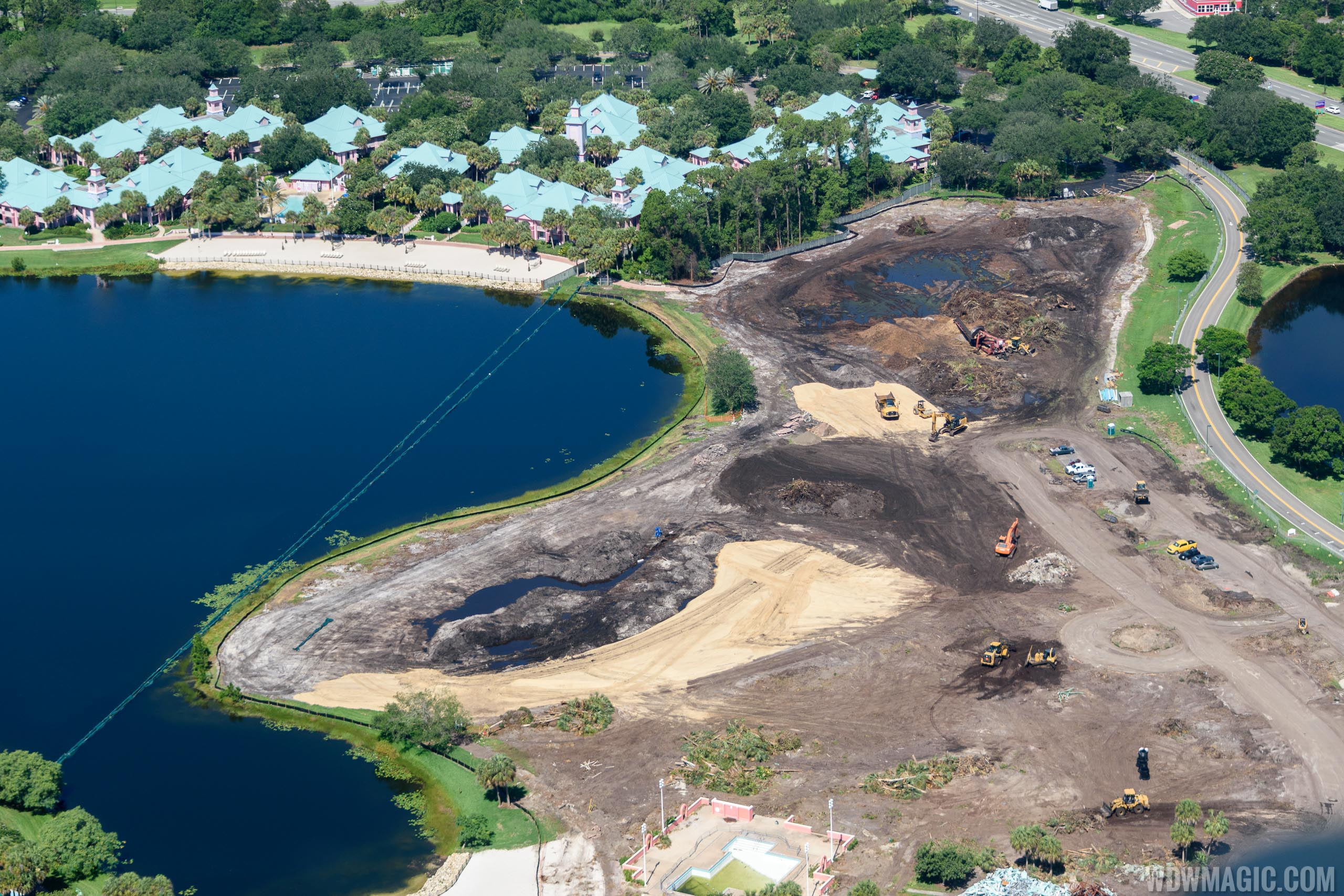 Disneys Caribbean Beach Resort News