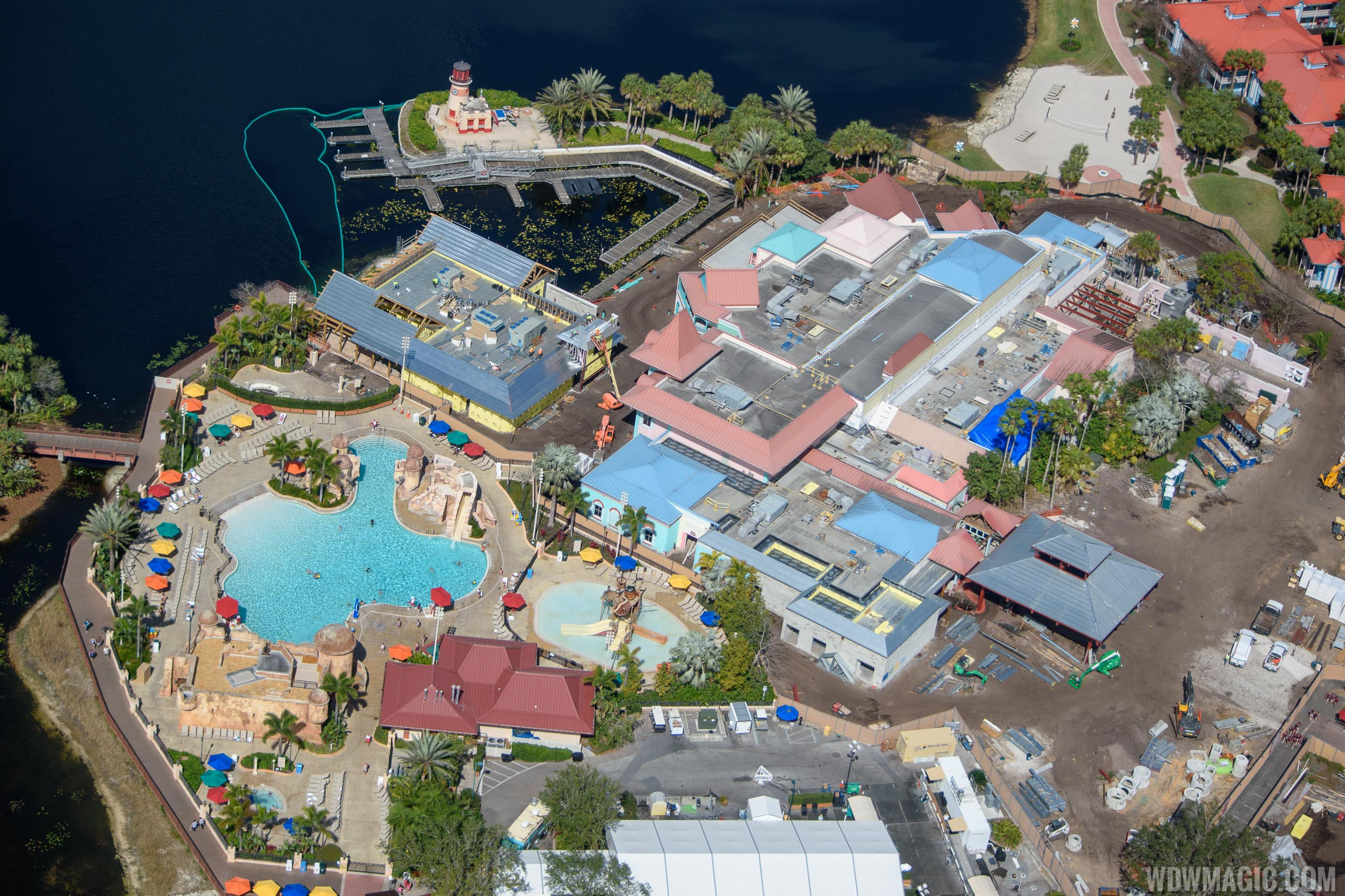 Reviews Of Disney World Caribbean Beach Resort