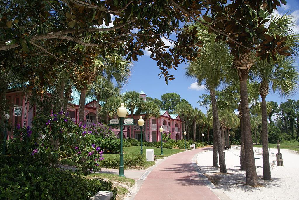 Aruba buildings and grounds