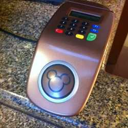 RFID payment terminal