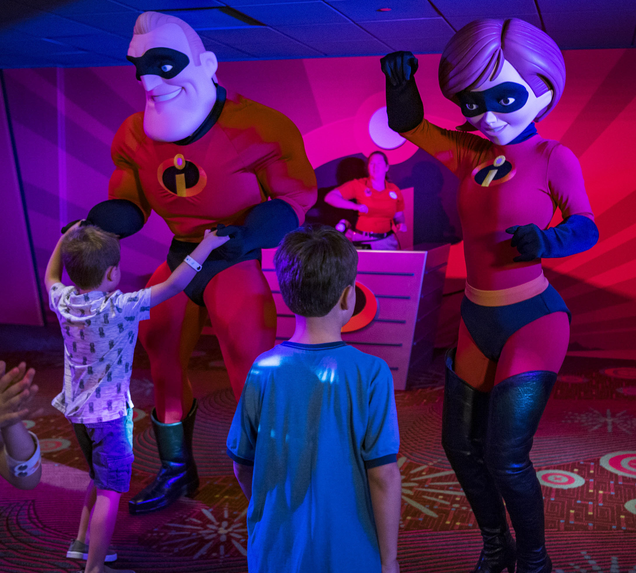 Inside the Pixar Play Zone
