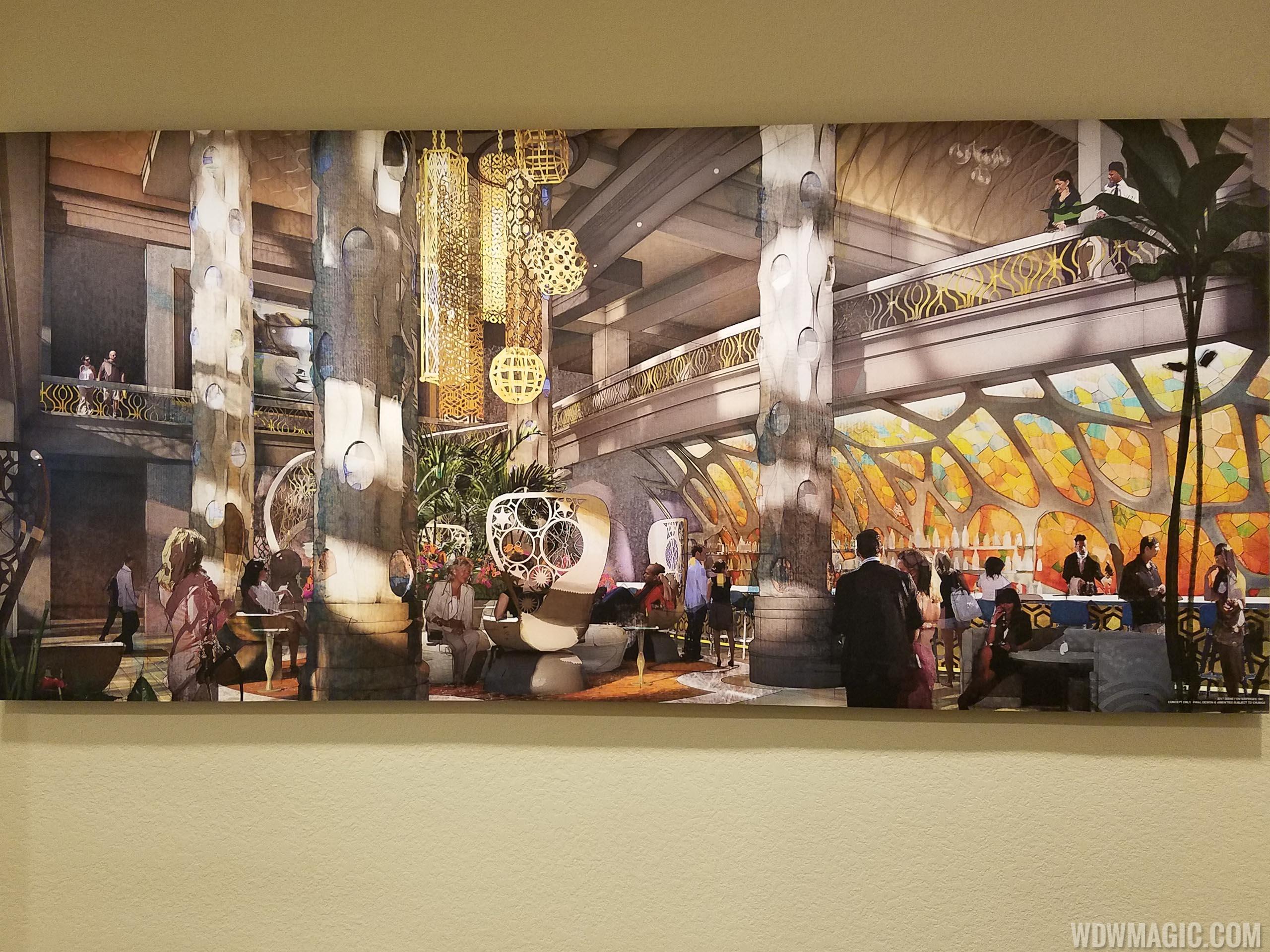Coronado Springs Lounge