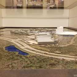 Disney's Coronado Springs Resort expansion preview center