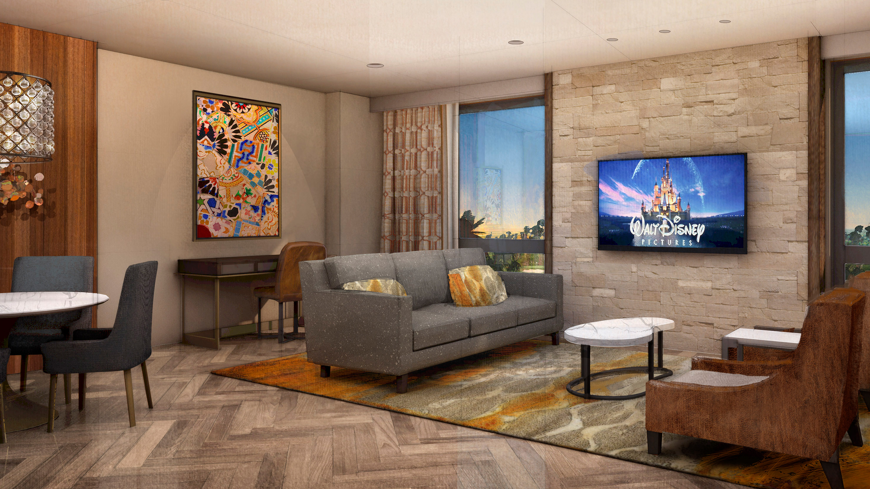 Gran Destino Tower - Executive Suite