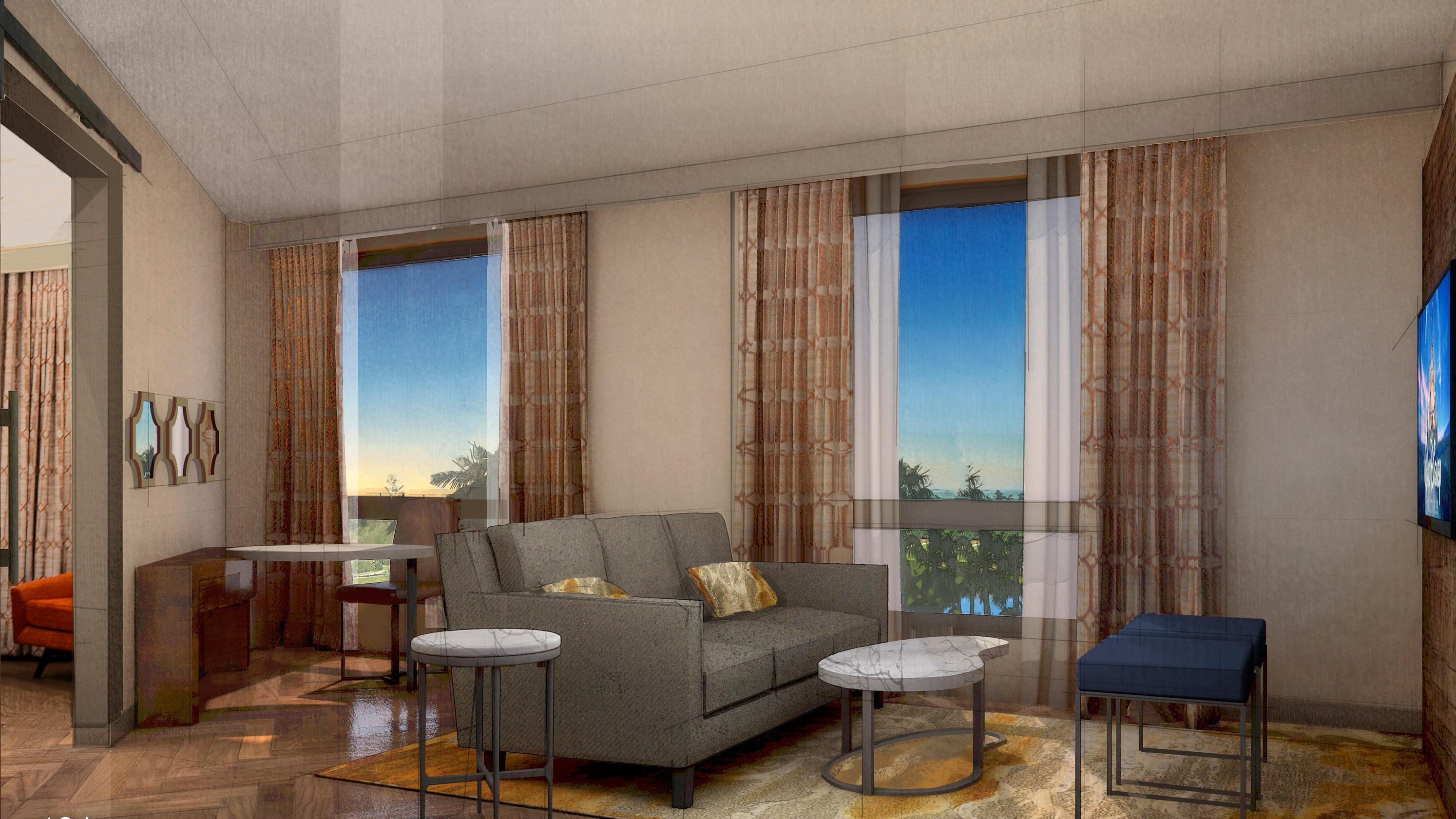 Gran Destino Tower - One Bedroom Suite