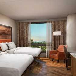 Gran Destino Tower room concept art