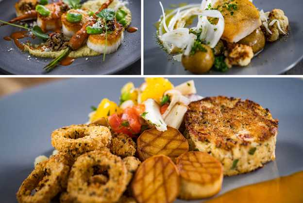 Toledo - Tapas, Steak and Seafood food