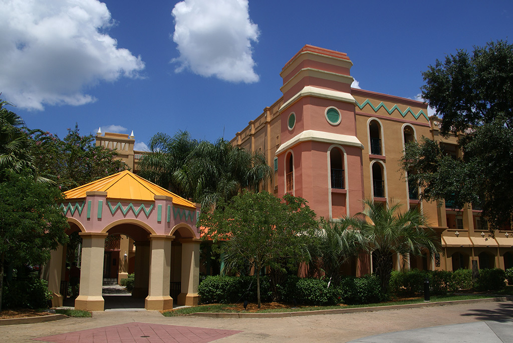Casitas buildings and grounds