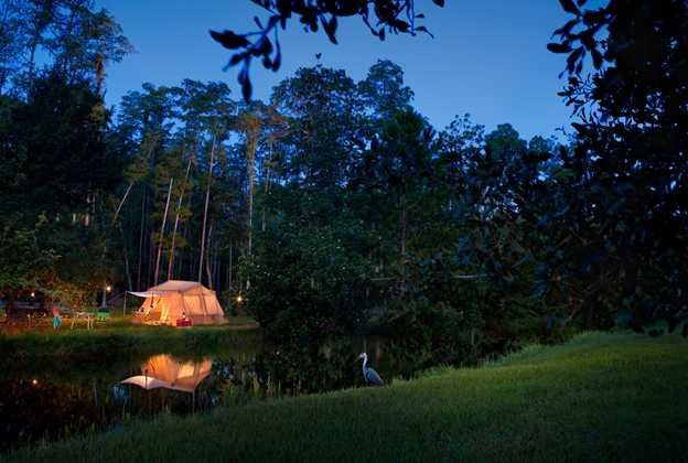 Fort Wilderness Campground