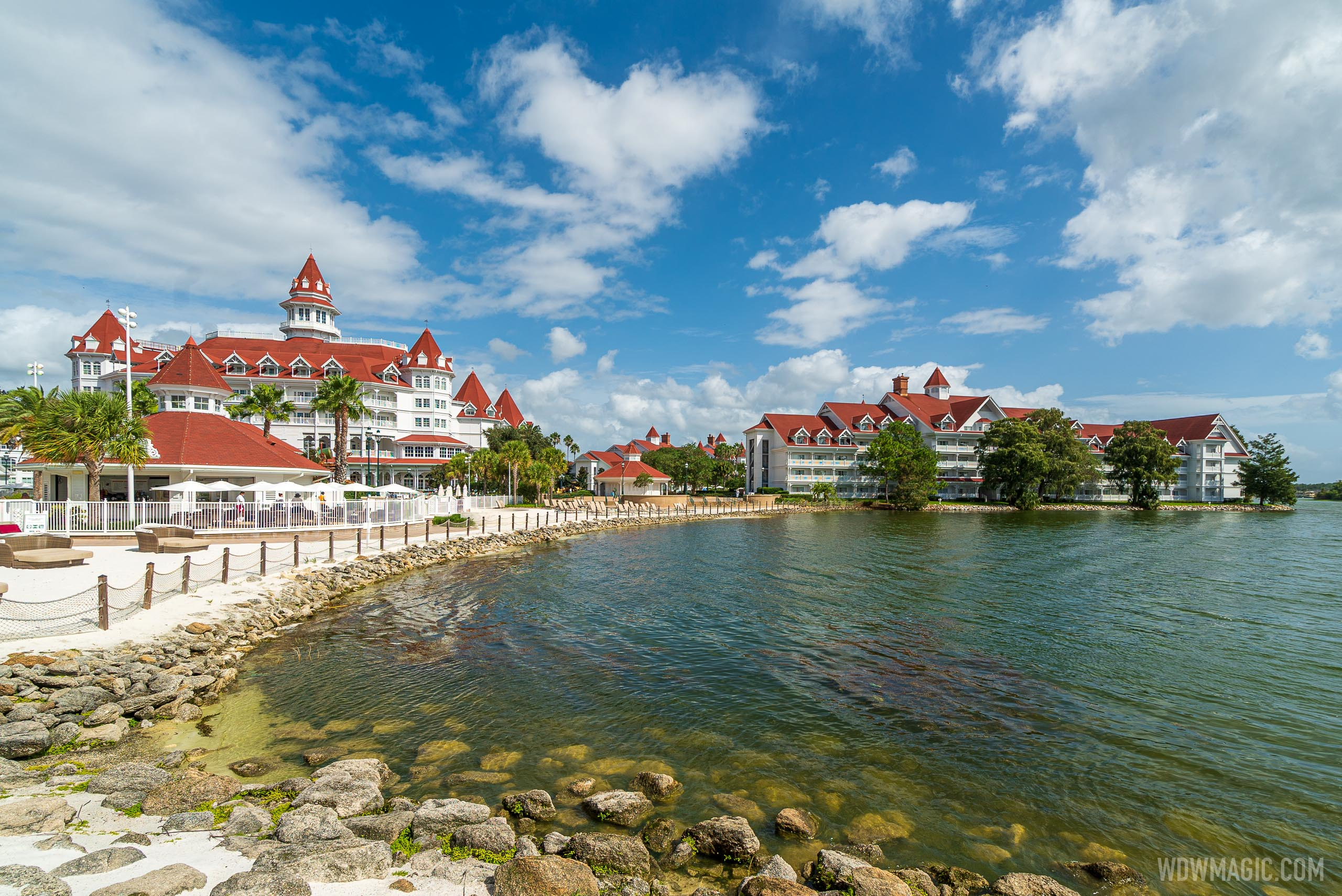 Disney's Grand Floridan Resort overview