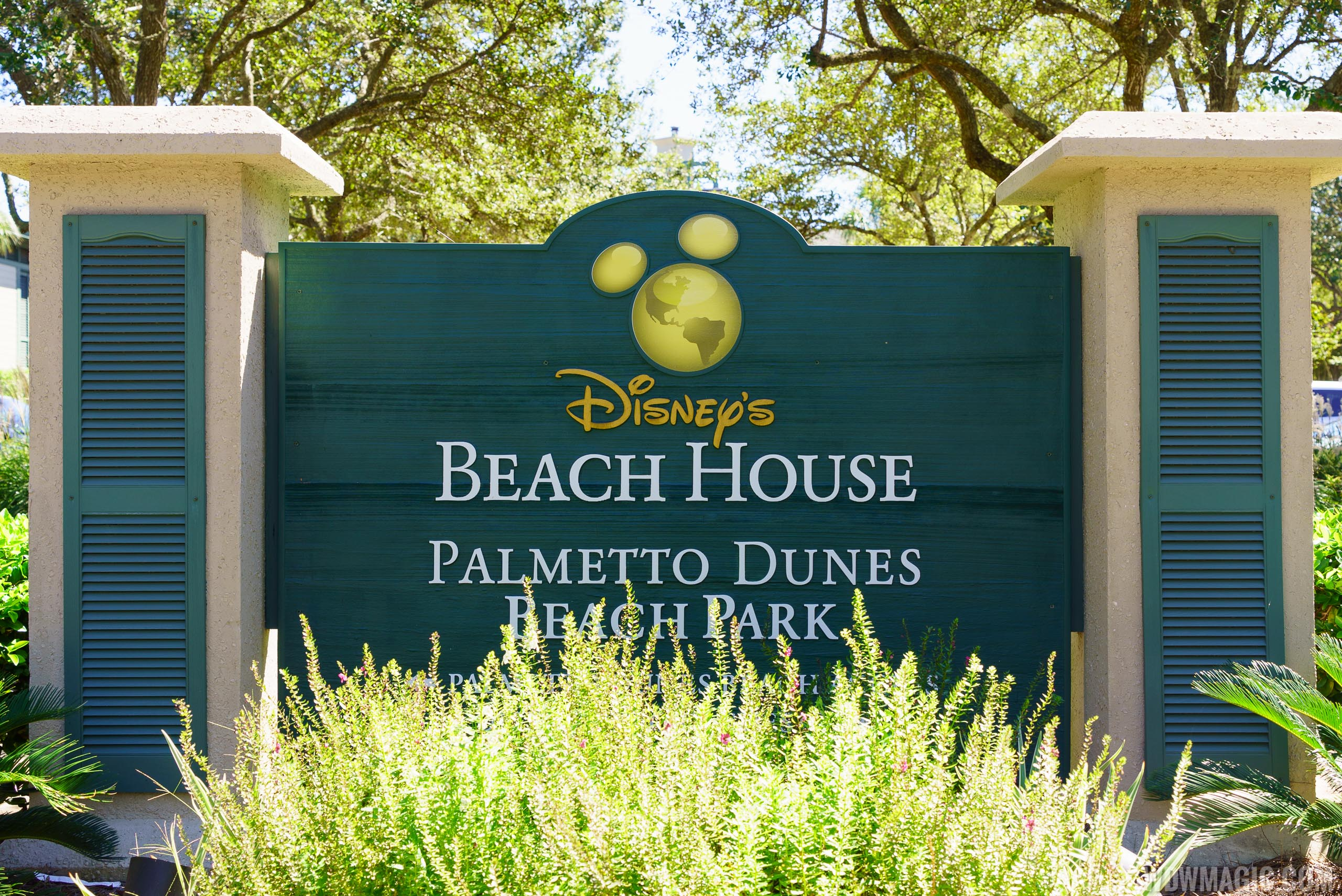 Disney's Hilton Head Island Resort - Beach House at Palmetto Dunes Beach Park