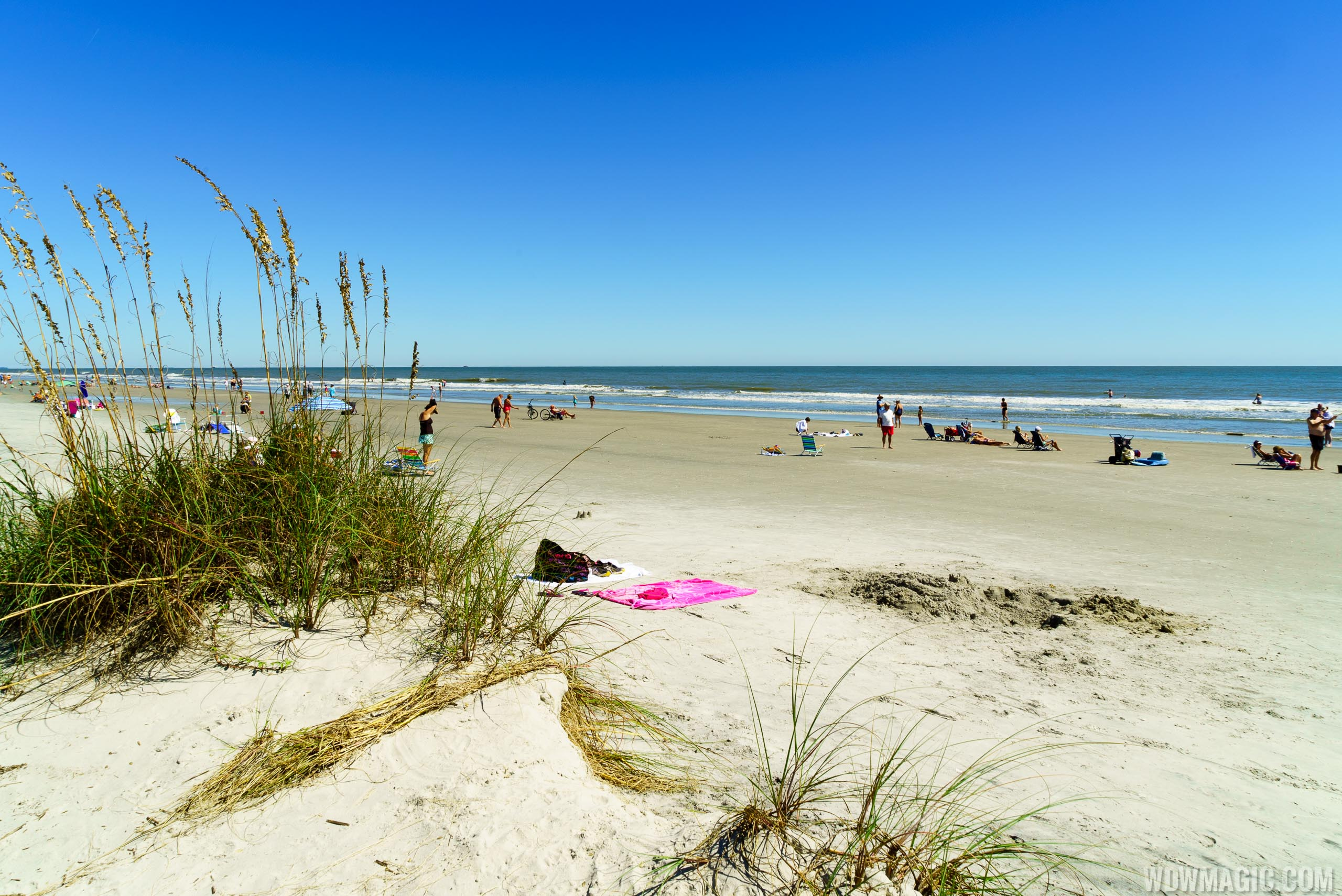 Disney's Hilton Head Island Resort - Beach at Palmetto Dunes