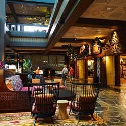 New Polynesian Village Resort Lobby