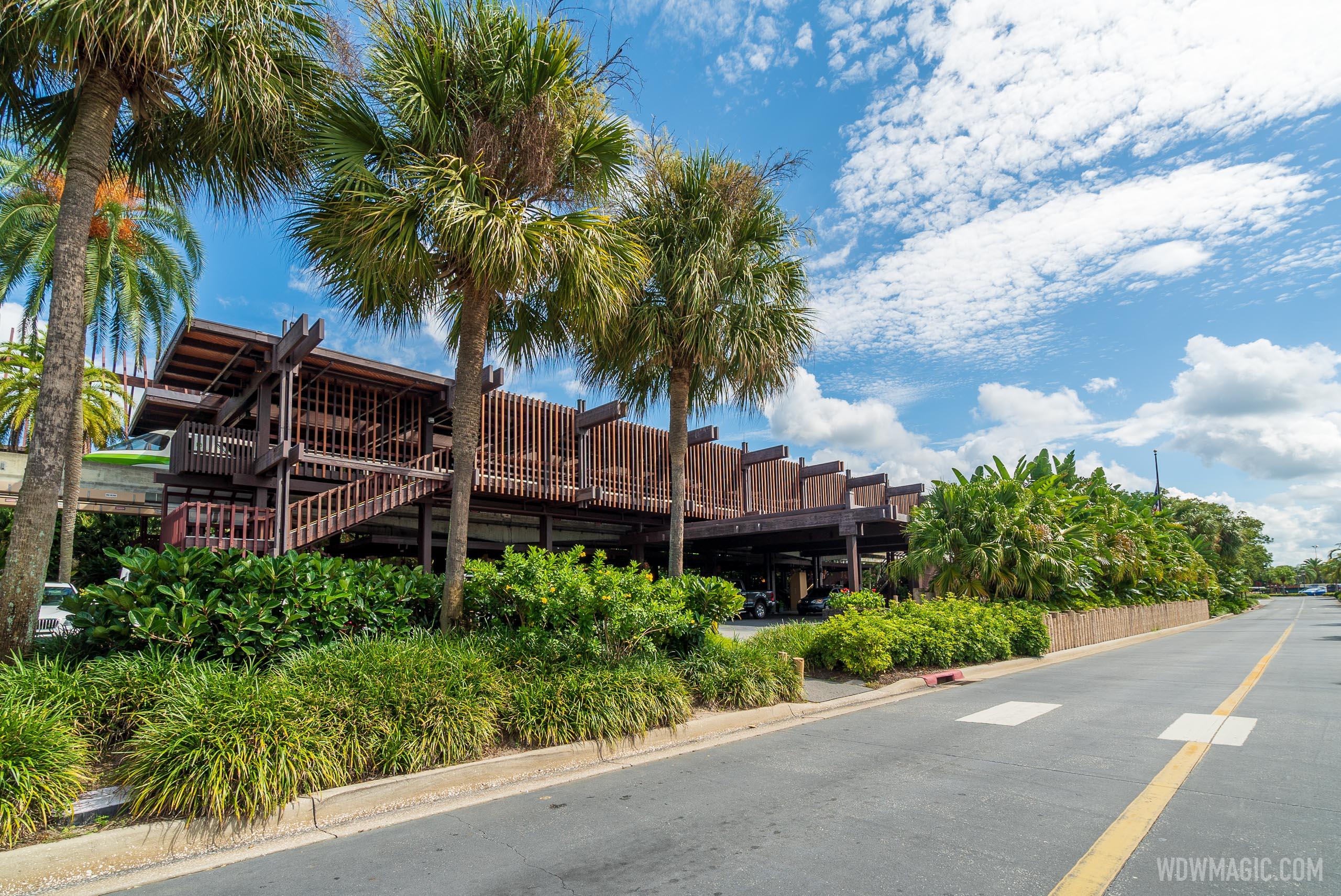 Polyniesan Village Resort Great Ceremonial House - September 2020
