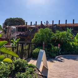 Polynesian Village Resort Great Ceremonial House refurbishment - November 2 2020