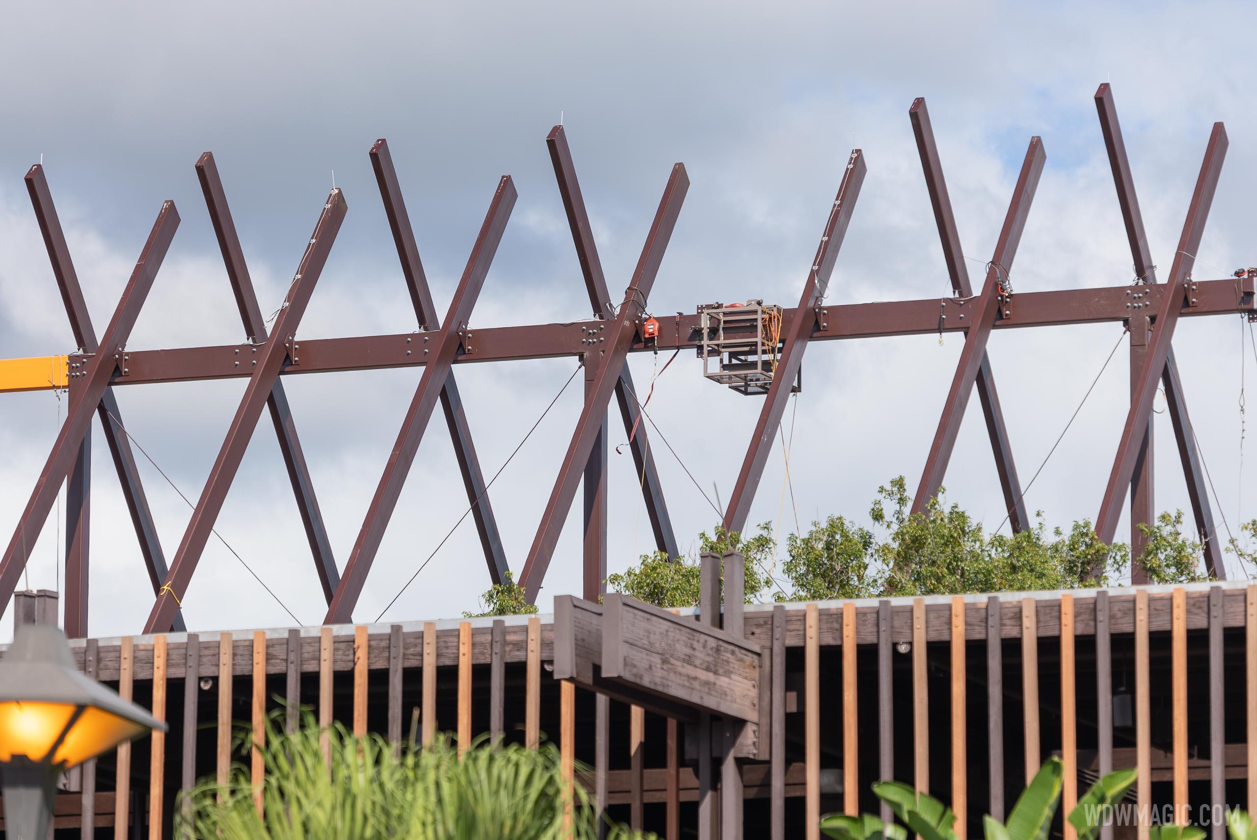 Polynesian Great Ceremonial House and buildings refurbishment - November 20 2020