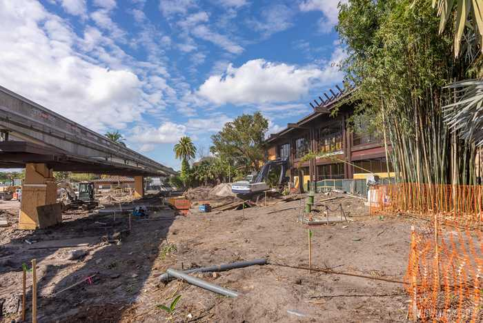 Polynesian Village Resort Great Ceremonial House refurbishment - January 22 2021