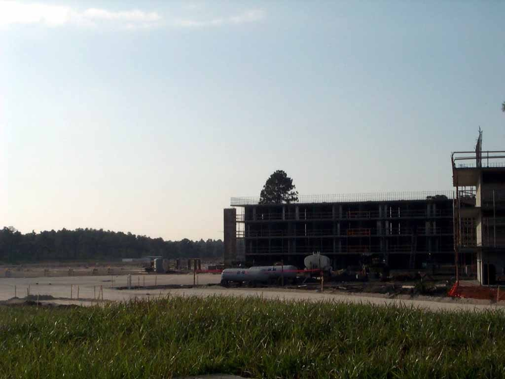 Latest Pop Century Resort construction