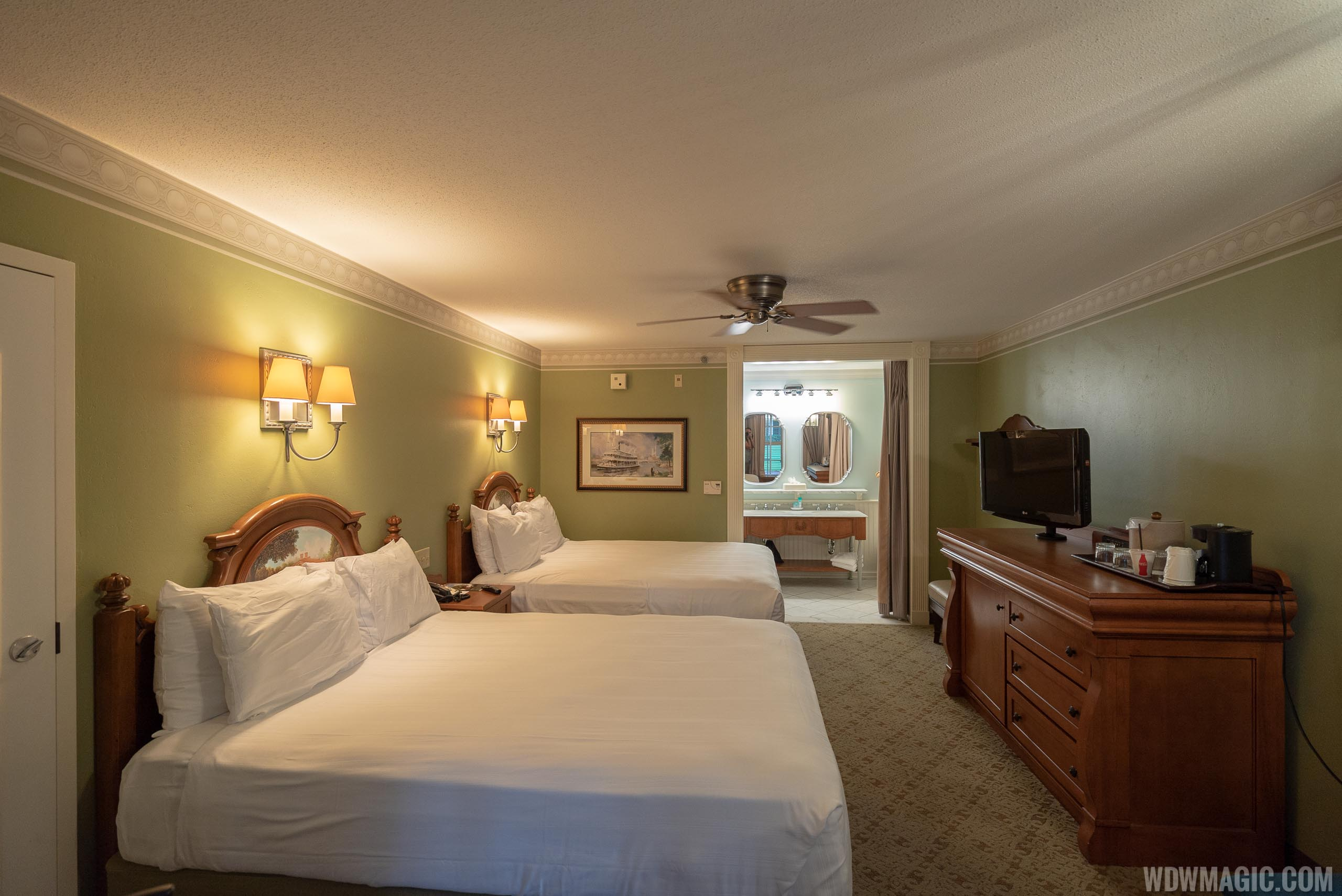 Disney's Port Orleans Resort - Riverside is one of the resorts offering Service Your Way