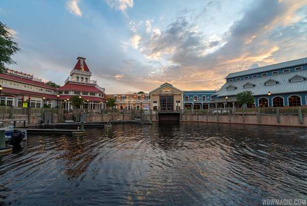 Disney's Port Orleans Riverside overview