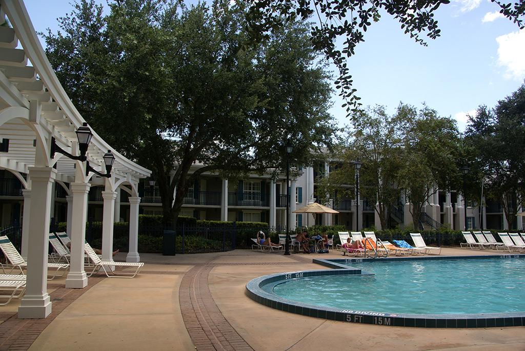 Magnolia Bend quiet pools