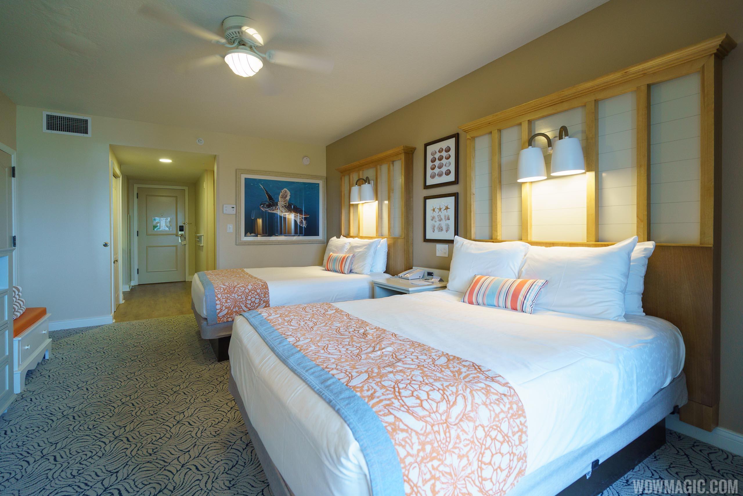 Disney S Vero Beach Resort  Bedroom Villa Pics