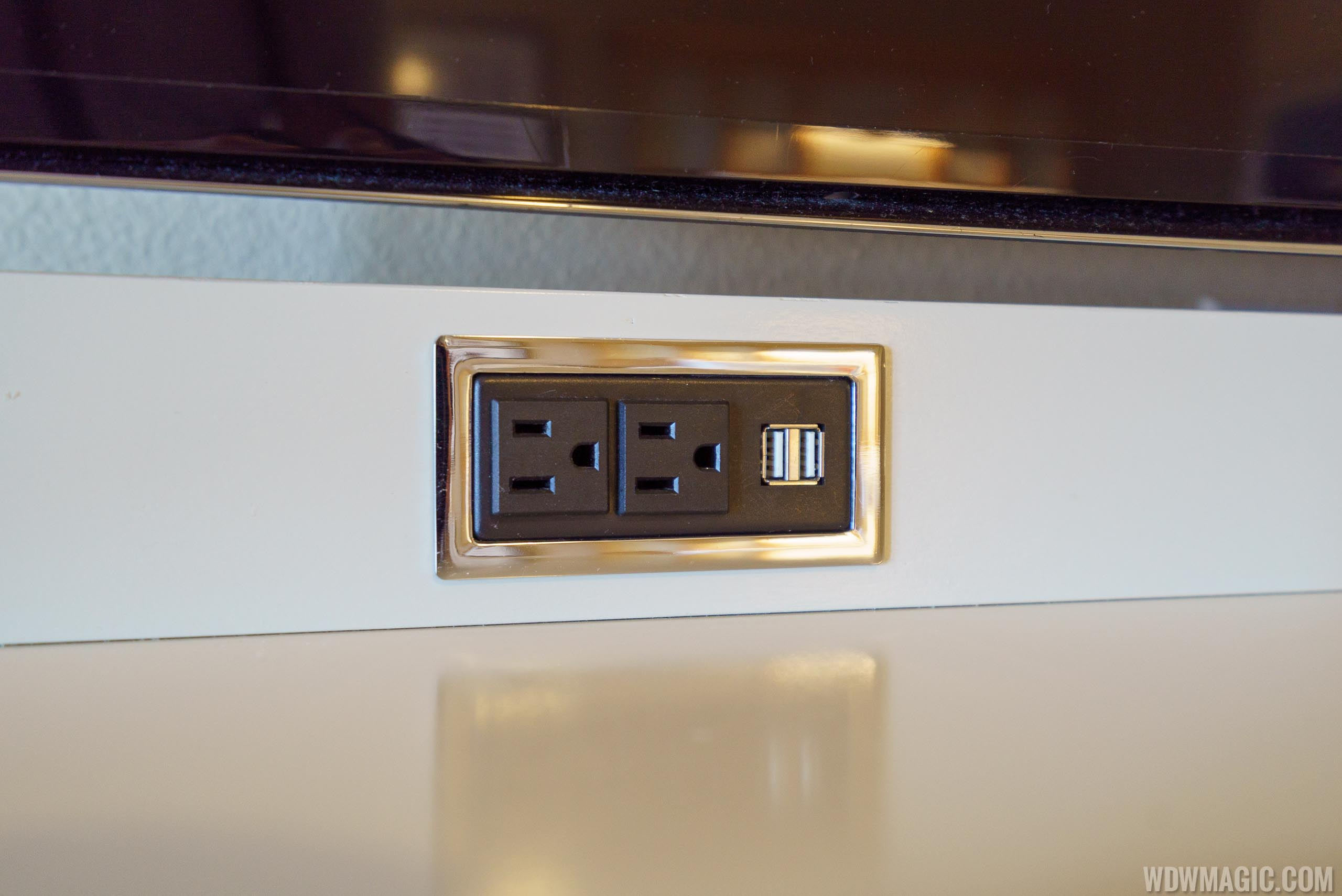 USB outlets as soon in Vero Beach Resort