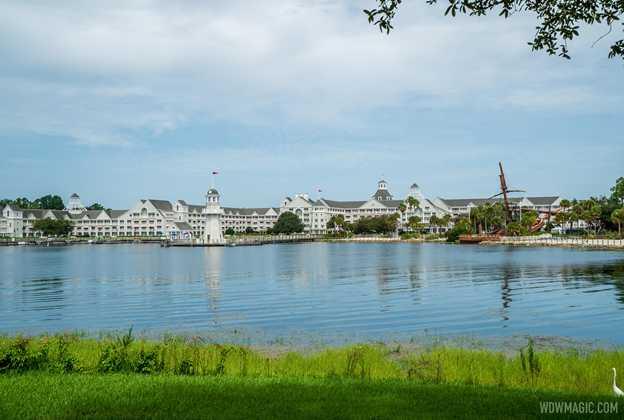 Disney's Yacht Club Resort overview