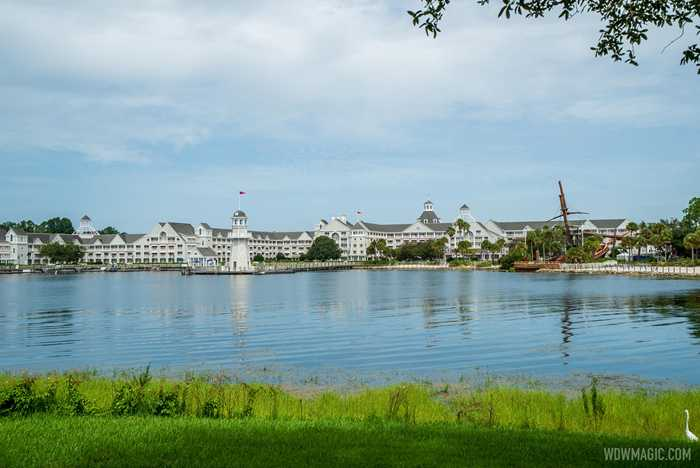 Disney's Yacht Club Resort overview