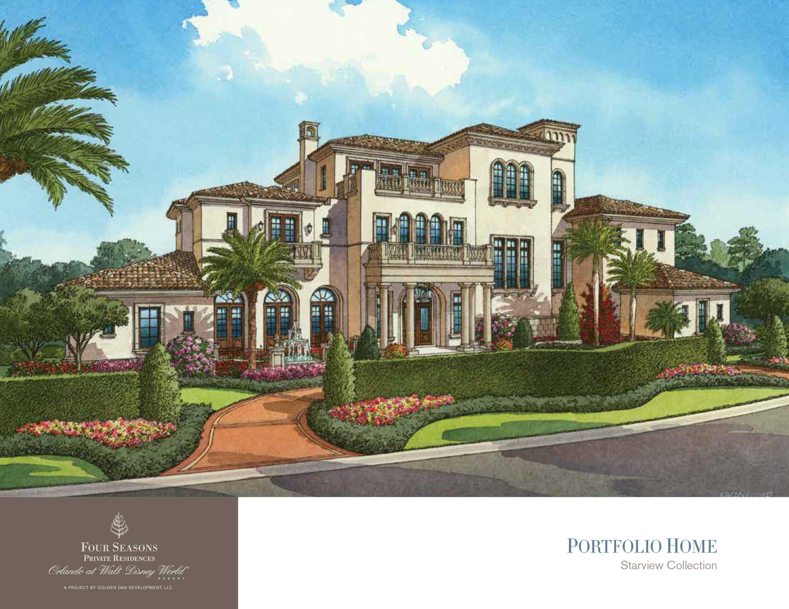 Four Seasons Private Residences Orlando at Walt Disney World