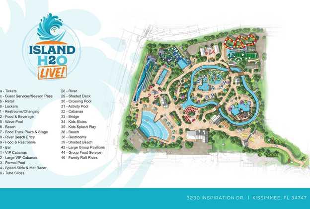 Island H2O Live