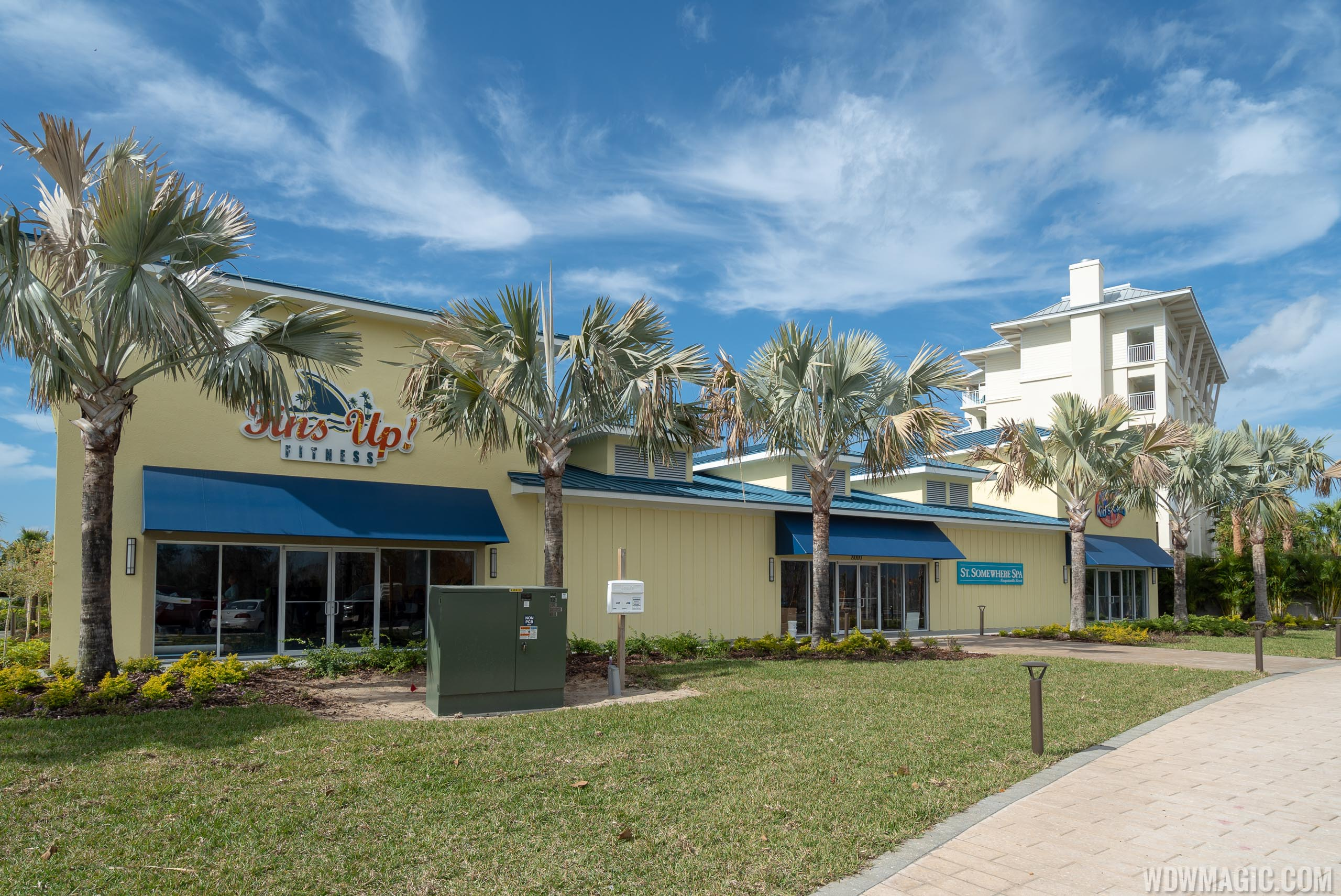 Margaritaville Resort Orlando - Fins Up Fitness