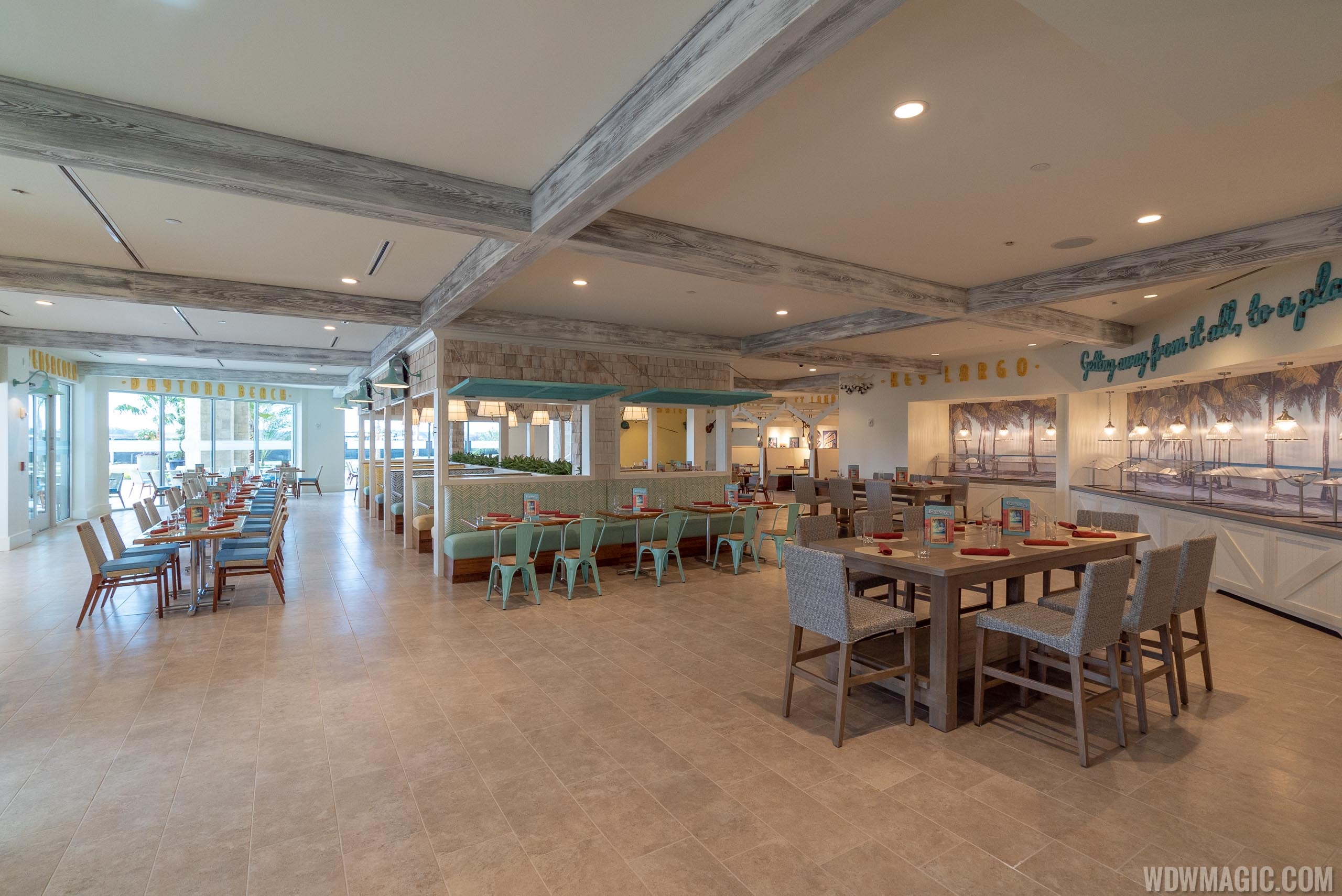 Margaritaville Resort Orlando - Inside On Vacation Restaurant