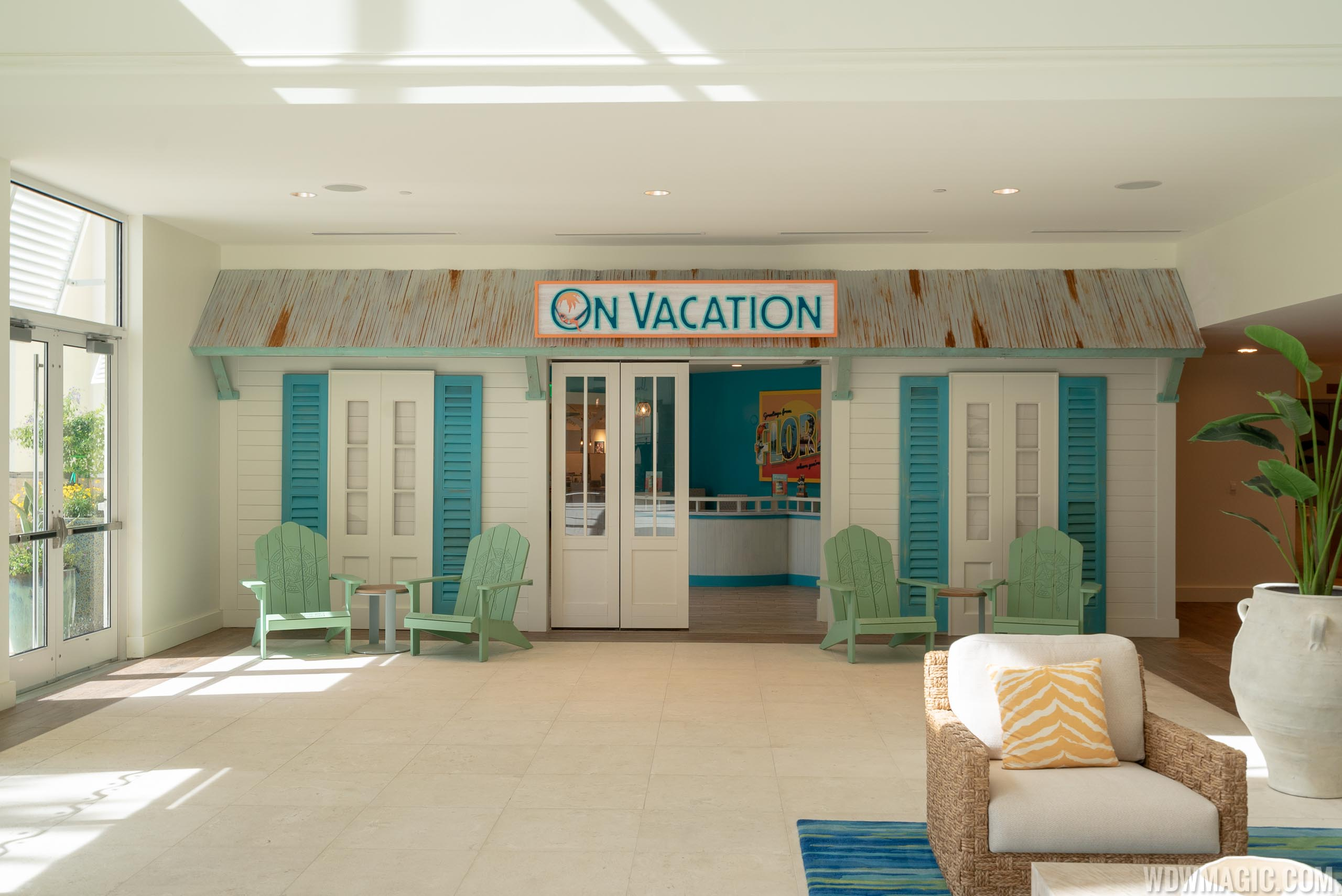 Margaritaville Resort Orlando - On Vacation Restaurant