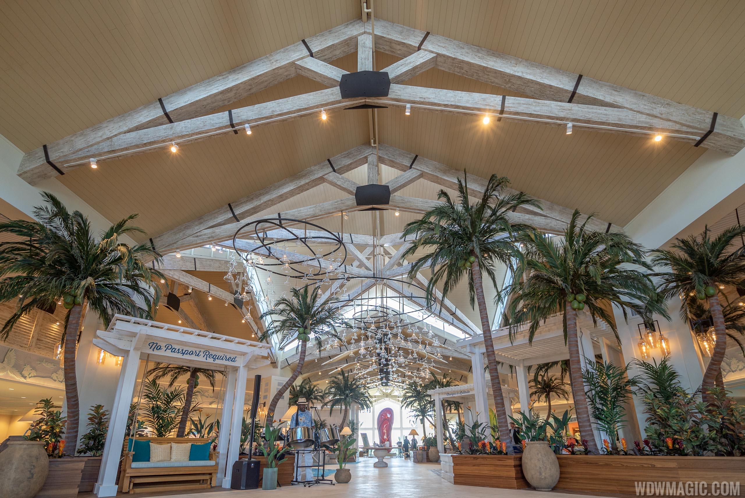 Margaritaville Resort Orlando - Lobby