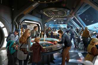 Star Wars Galactic Starcruiser will open in 2022 along with the debut of new generation lightsabers
