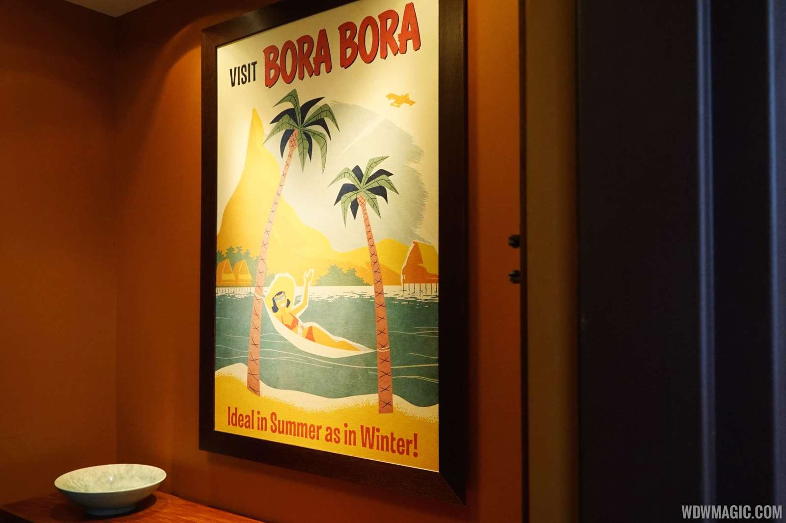 PHOTOS - Take a complete tour through a completed Bora Bora Bungalow ...