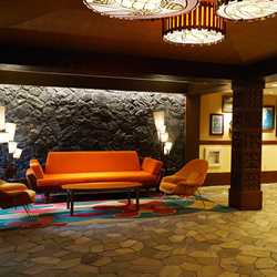 Tour inside a Disney's Polynesian Village Resort deluxe studio