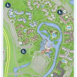 Dog Policies and Dog Relief Areas at Walt Disney World Resort hotels