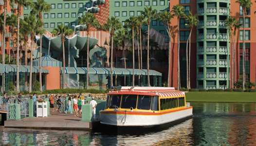 Walt Disney World Swan and Dolphin to terminate 1136 employees